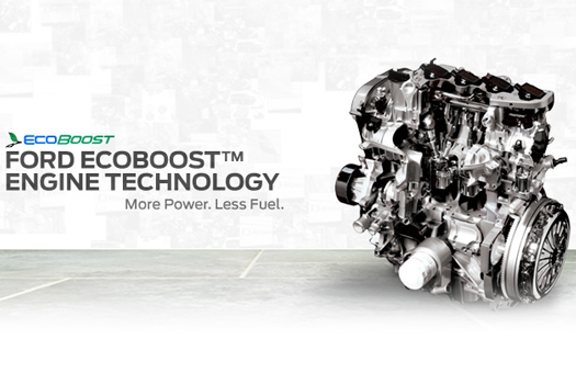 Ford ecoboost technology