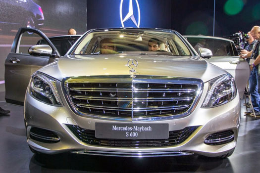 Mercedes Maybach S600 Is Floyd Mayweather S New Favourite