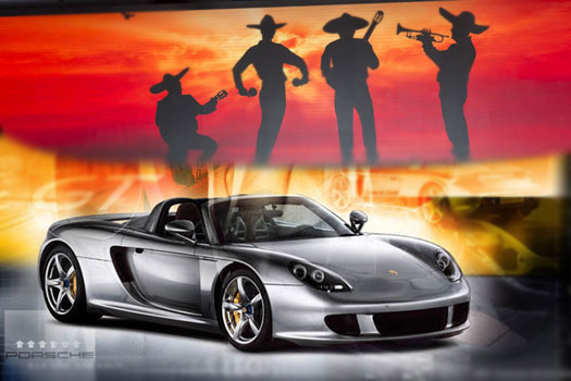 Top Ten Celebrity Cars