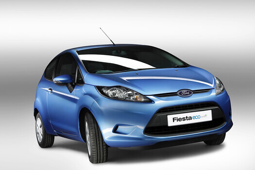 Ford Fiesta ECOnetic 2015