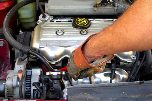 Causes of Engine Knocking