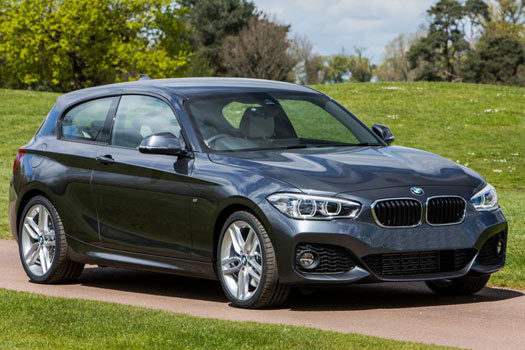 BMW 125d Hatchback