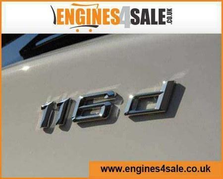 BMW 116d-diesel