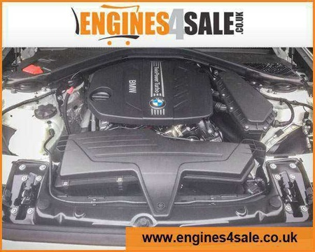 Engine For BMW 116d-diesel