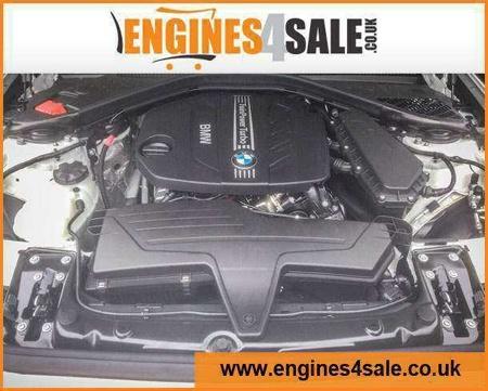 Engine For BMW 116d-diesel