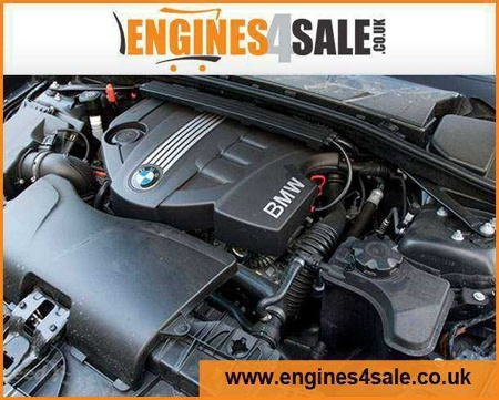Engine For BMW 118d-Diesel
