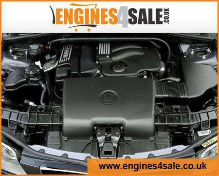 Engine For BMW 120i-Petrol
