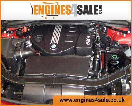 Engine For BMW 123i-Petrol