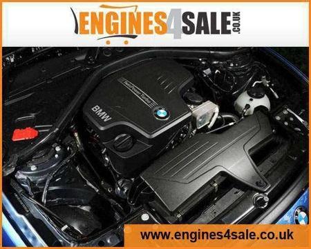 Engine For BMW 125i-Petrol