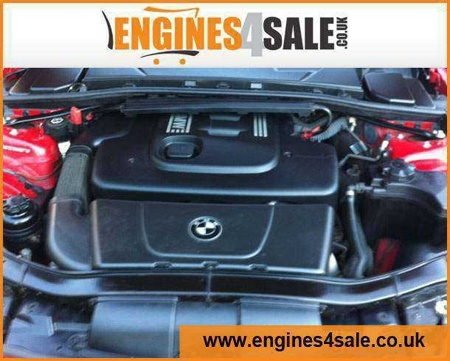 Engine For BMW 318d-diesel