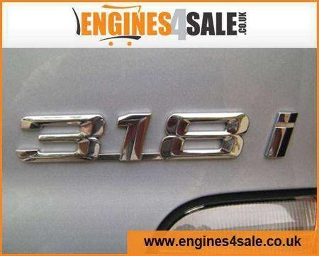 BMW 318i-Petrol