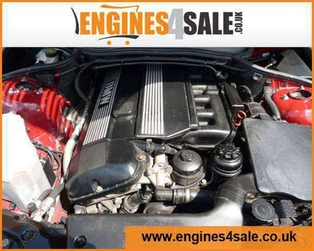 Engine For BMW 325i-Petrol