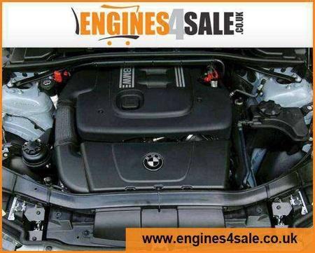 Engine For BMW 330d-Diesel