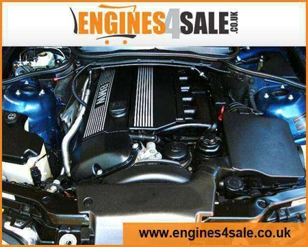 Engine For BMW 330i-Petrol