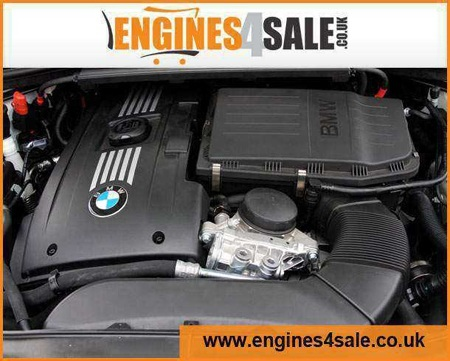Engine For BMW 335-Petrol