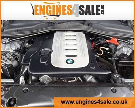 Engine For BMW 525d-Diesel