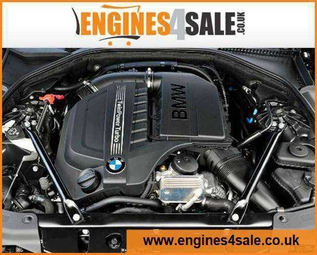 Engine For BMW 630d-Diesel