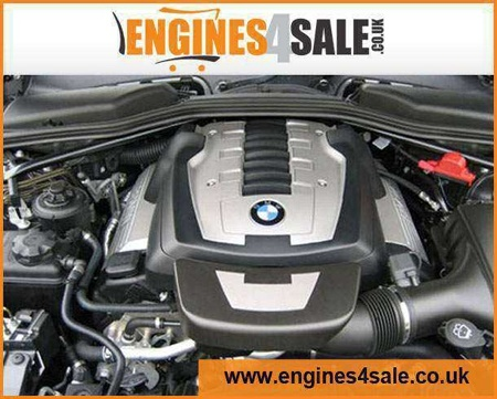 Engine For BMW 735d-Diesel