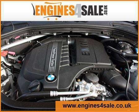 Engine For BMW X3-Petrol