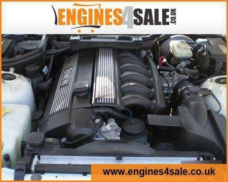 Engine For BMW Z3-Roadster