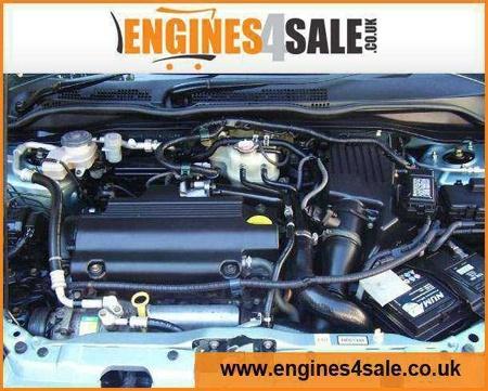 Engine For Honda Civic-Diesel