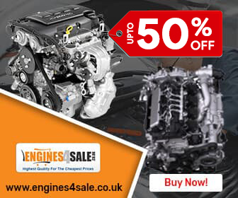 Reconditioned Saab engine for sale