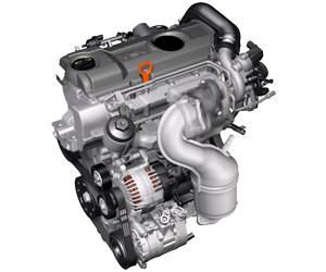 Reconditioned Saab engine Supply & Fit