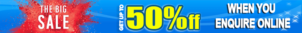 upto 50% off